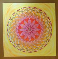 Kundalini Shakti-Mandala Original