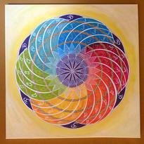 ChakrenKraft Mandala Original