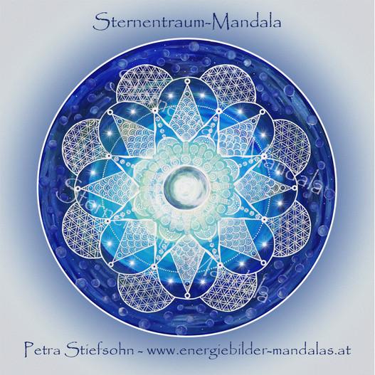 Sternentraum Mandala