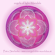 Angels of Light Mandala