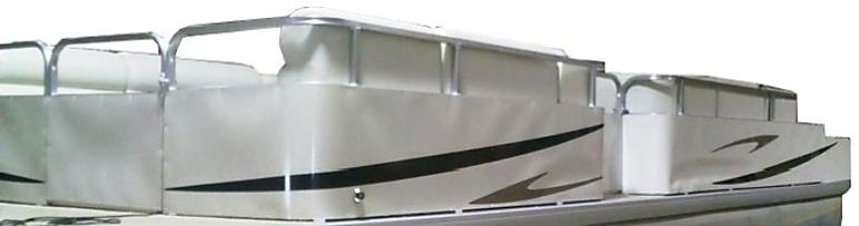 Pontoon Fence For Rebuilders Pontoon Boats 101
