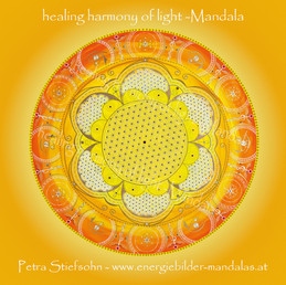 Healing Harmony of Light-Mandala