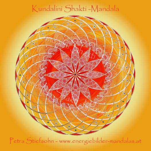 Kundalini Shakti-Mandala