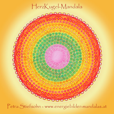 HerzKugel-Mandala