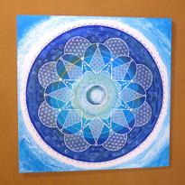 Sternentraum Mandala Original