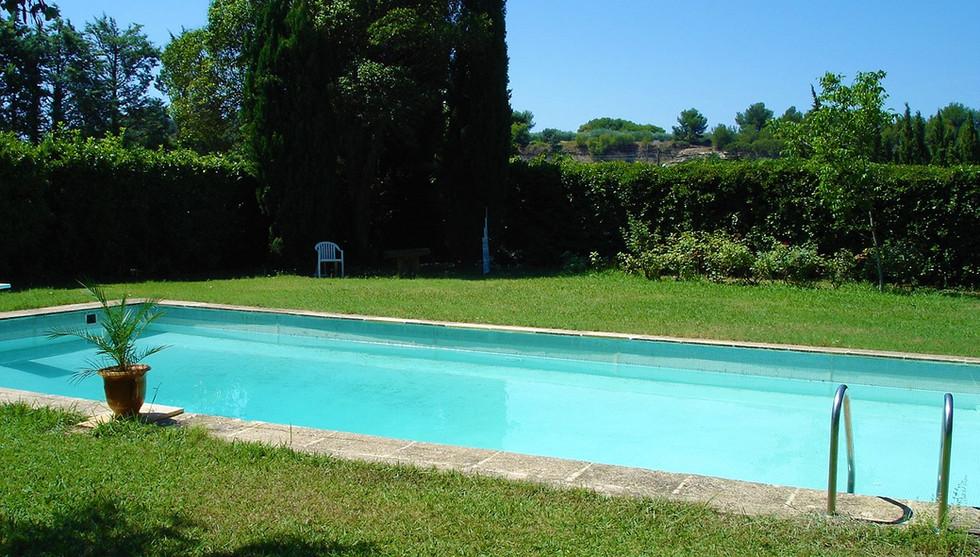 Maison d'hôtes piscine