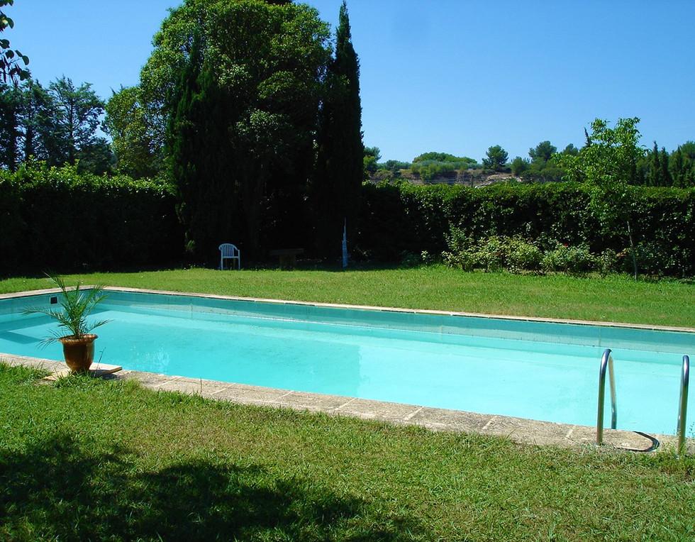 chambre d'hôte piscine saint chamas