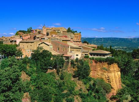 Découvrez le luberon depuis Embarben, ses villages perchés, le Colorado Provençal