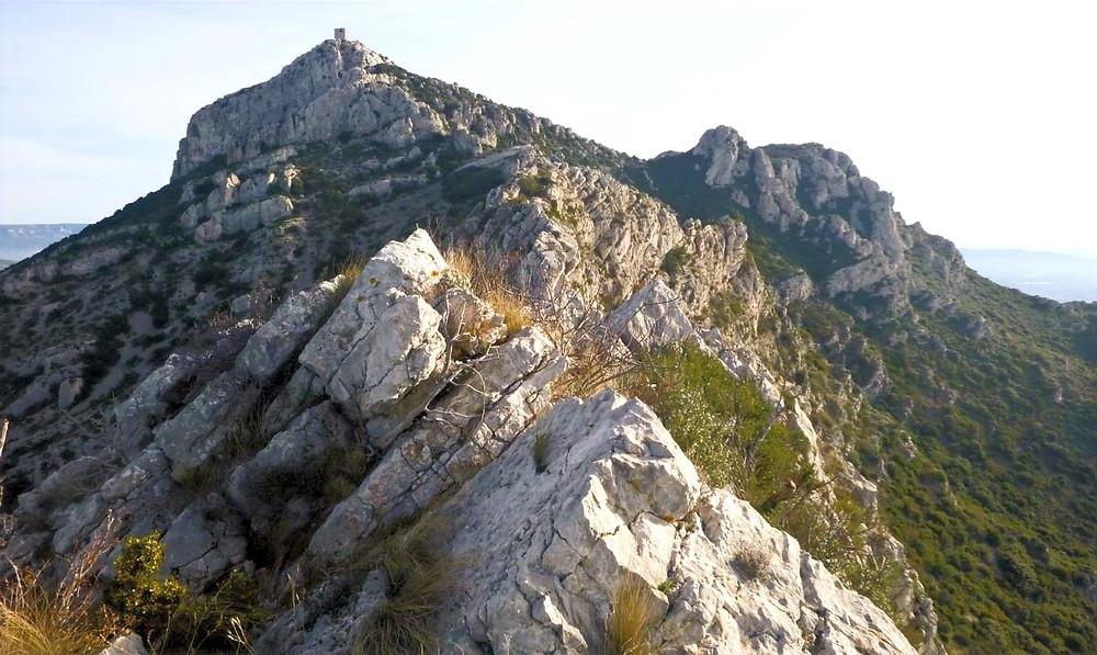 Randonnée Alpilles Provence