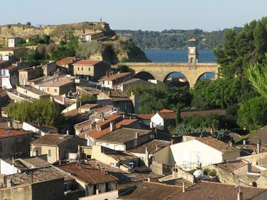 saint chamas en Provence