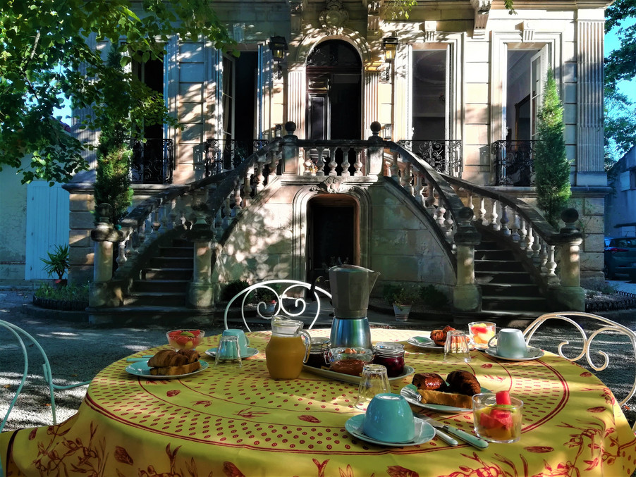 Bed and breakfast provence
