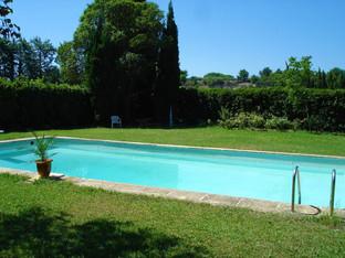 piscine chambre d'hôtes