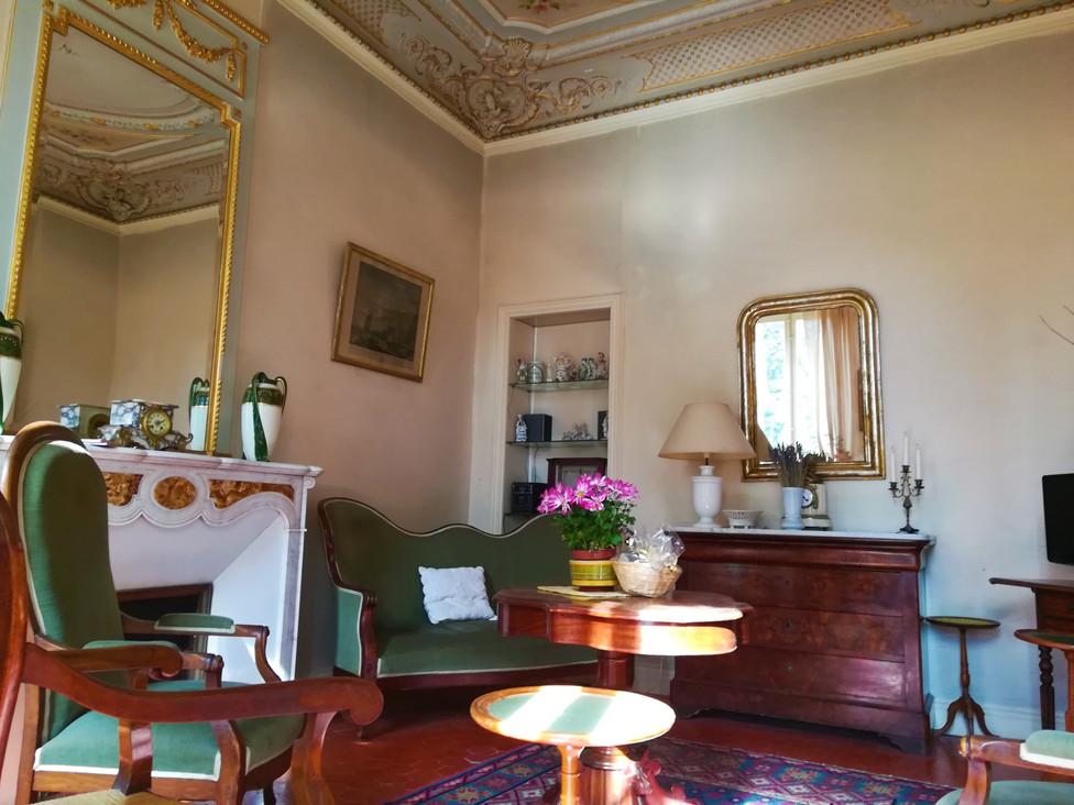 chambre d'hôtes chateau provence