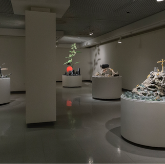 Illuminated Collapse at Kenderdine Art Gallery/ University of Saskatchewan (curated by Leah Taylor), 2021