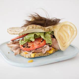 Sandwich Face