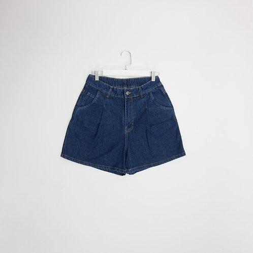 Short Jean Azul