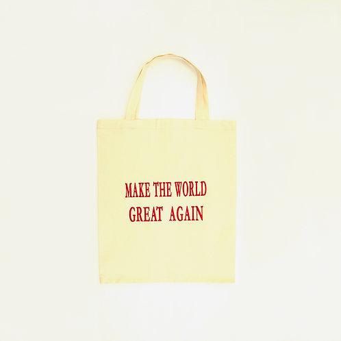 Bolso Tote Make The World Great Again