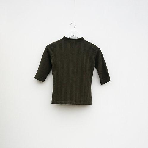 Polo Textura Verde