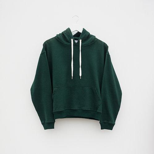 Hoodie Verde