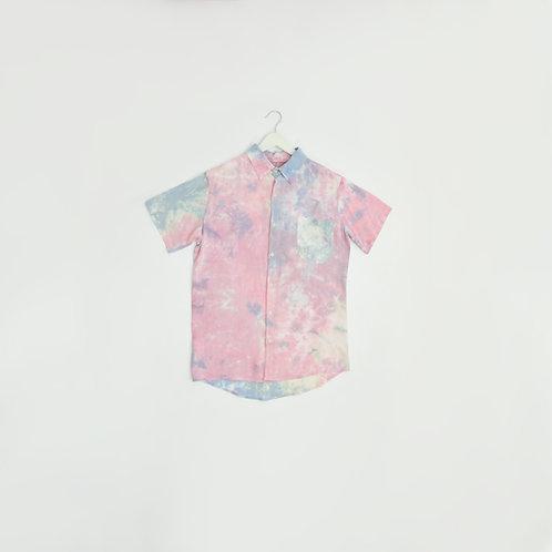 Camisa Tie Die Roszul