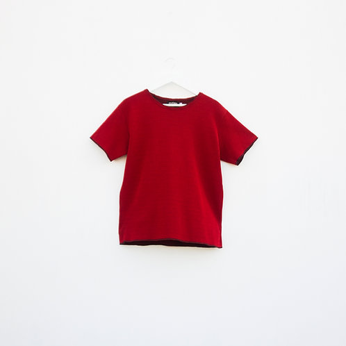 Polo Oversized Rojo