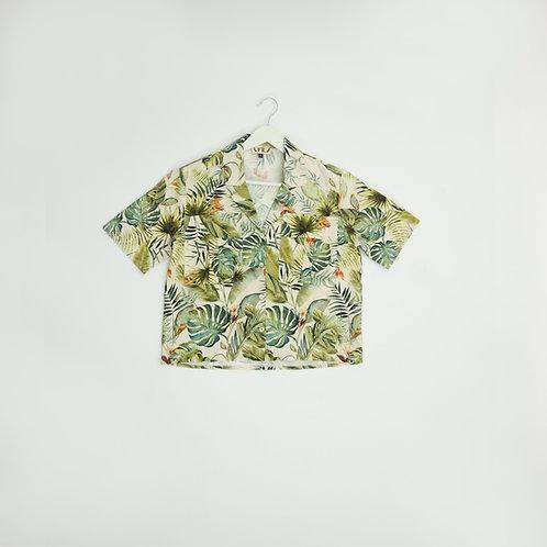 Blusa Verdes Florojo