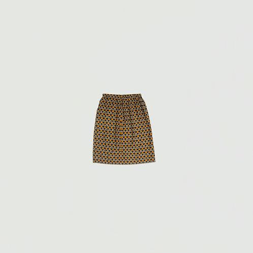 Falda diseño 3 colores