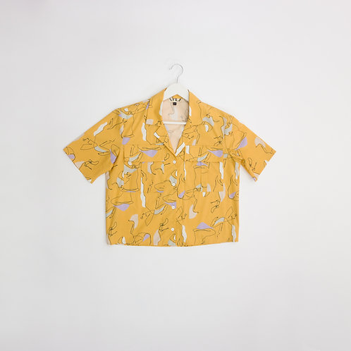 Blusa Amarilla Explorador