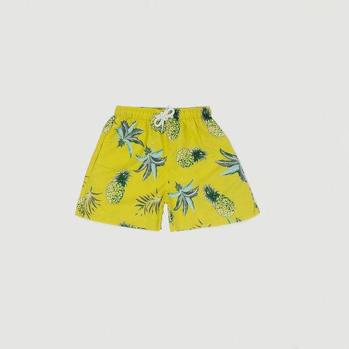 Bañador pineapple