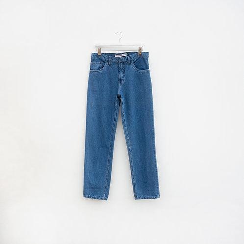 Jean Vintage Wash Denim