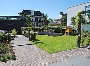 tuinontwerp Kroon Tuinverzorging hovenier Den Haag