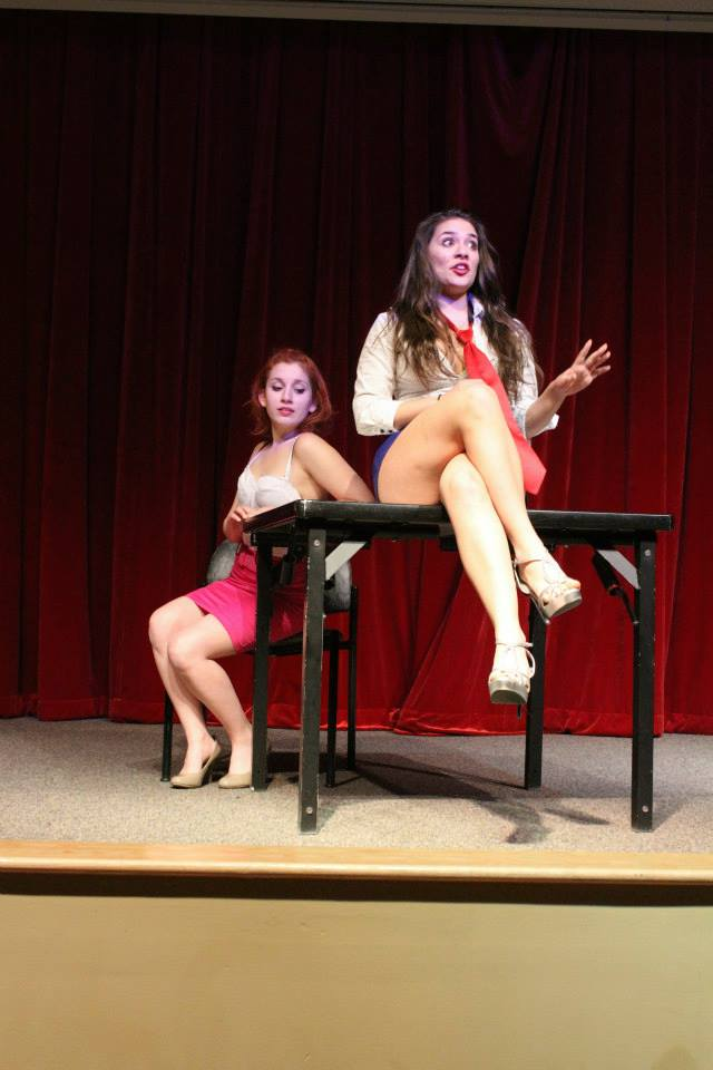 Damsels in Excess- Sketch Comedy