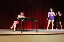 Damsels in Excess - Sketch Comedy