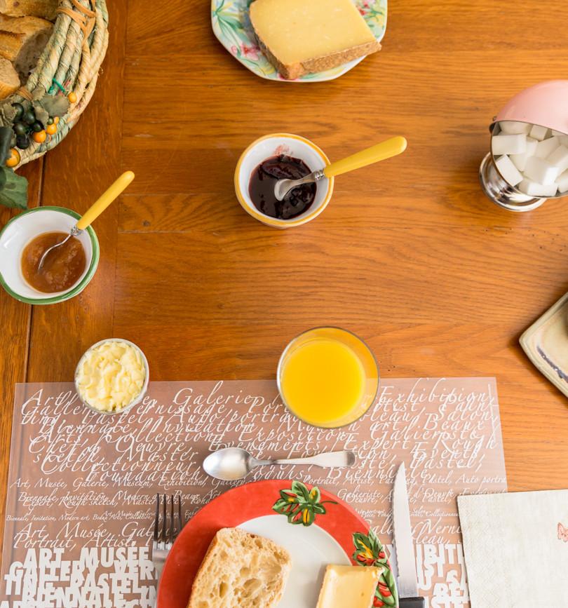 l'Atelier des Artistes - Petit Déjeuner