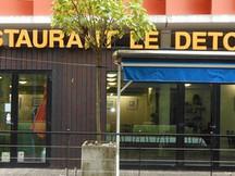 """Dégustation au """"Restaurant le Détour"""""""