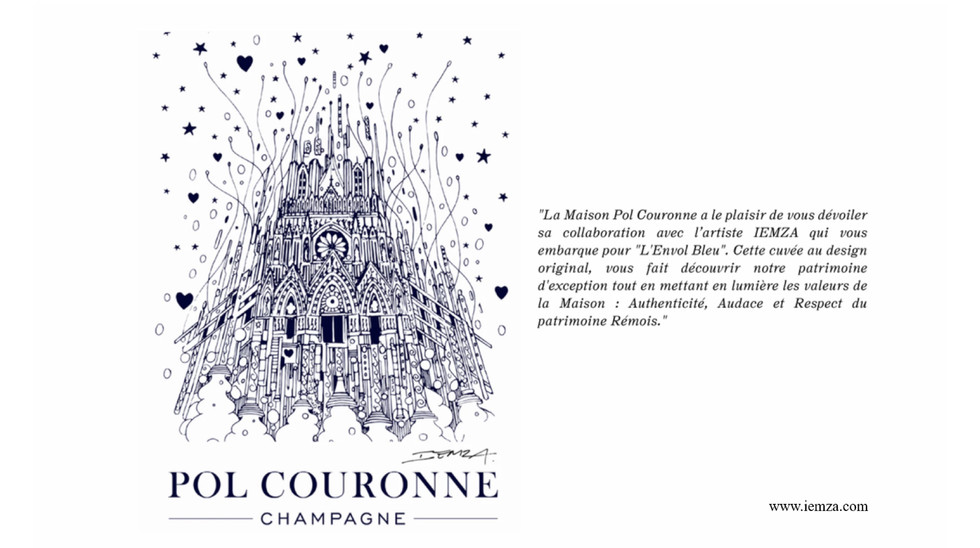 Champagne Pol Couronne