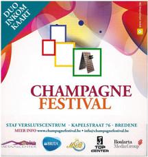 CHAMPAGNE FESTIVAL 2019 BREDENE