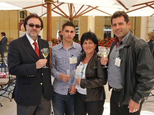 MAGASINE SOMMELIERS INTERNATIONAL 2012