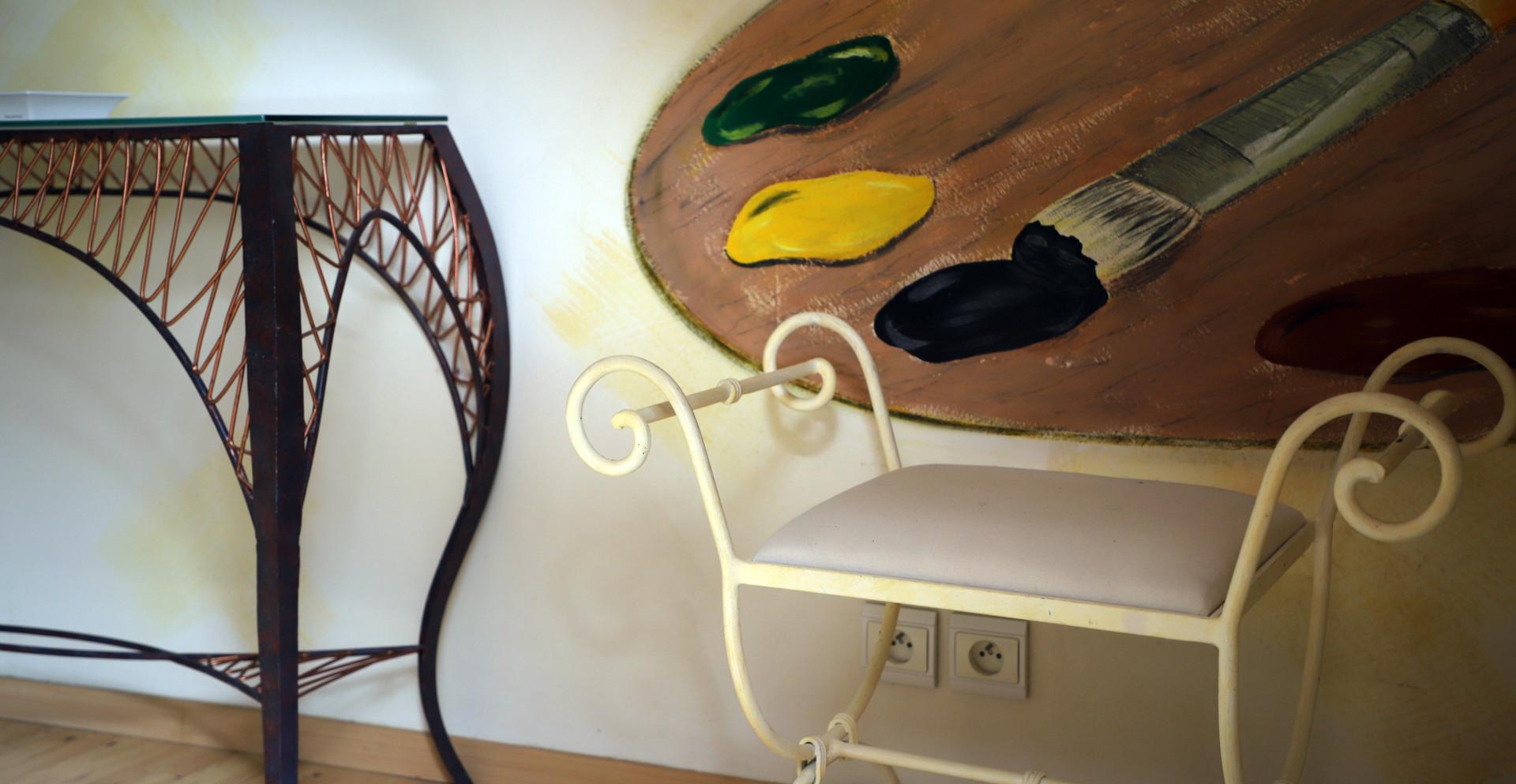 l atelier des artistes - gite - mancy