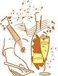 logo l atelier des artistes - gite - man