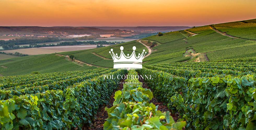 Champagne Pol Couronne