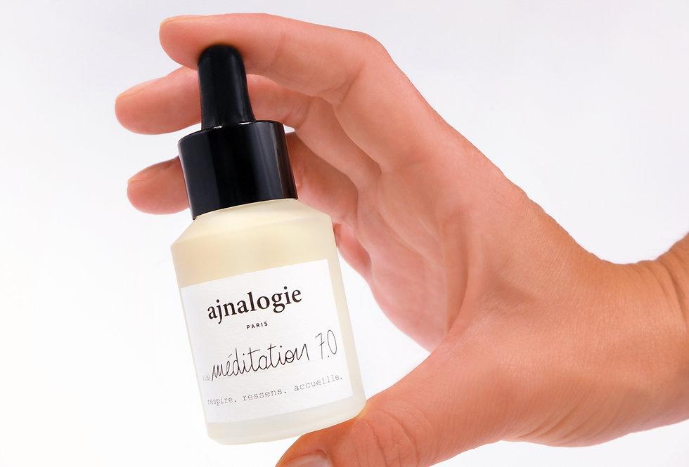 eau de parfum méditation 7.0 (30 ml)