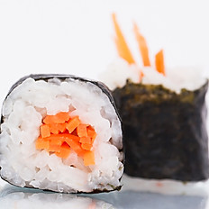 pickled carrot roll
