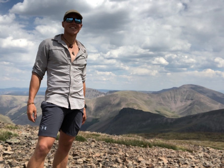 """""""What I learned on the Colorado Trail"""" (Advice for My Future Self or Others)"""