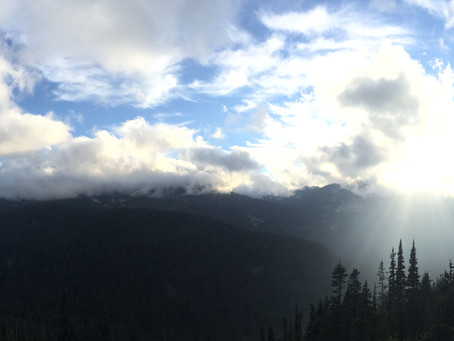 Pacific Crest Trail Diary 17: Day 116 (Stevens Pass, WA)