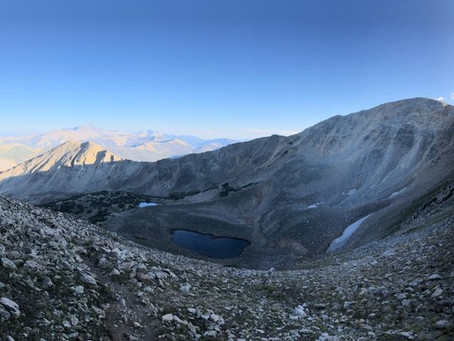 The Colorado Trail: Day 14