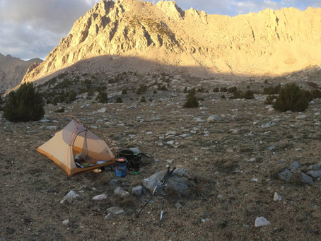 Pacific Crest Trail Diary 4: Day 41 (Bishop, CA)