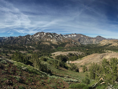 Pacific Crest Trail Diary 7: PCT Day 58 (South Lake Tahoe)