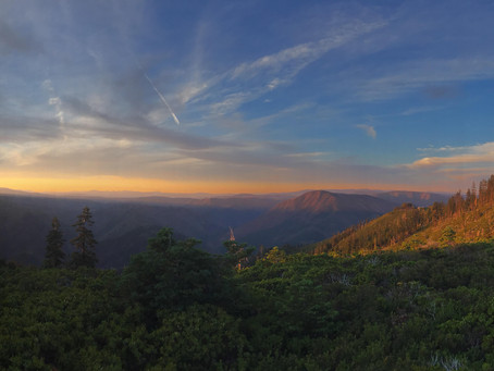 Pacific Crest Trail Diary 9: Day 67 (Belden, CA)