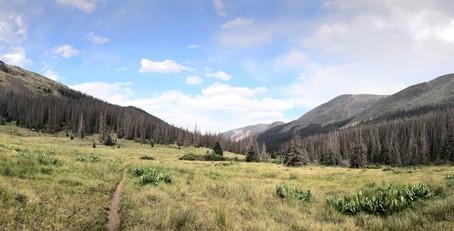The Colorado Trail: Day 9